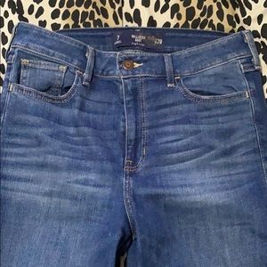 high rise boot jeans